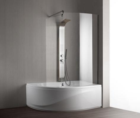 Vasca angolare doccia Paris - Busco