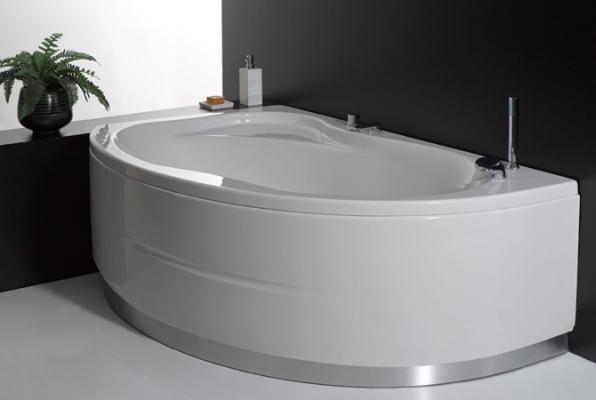 Vasche Da Bagno Angolari Asimmetriche : Vasche angolari