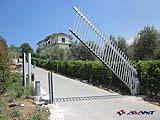 Cancello ad alzata vericale Avant - Gruppo Astro