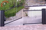 Cancello ad alzata verticale Kindly gate - Electrical Center