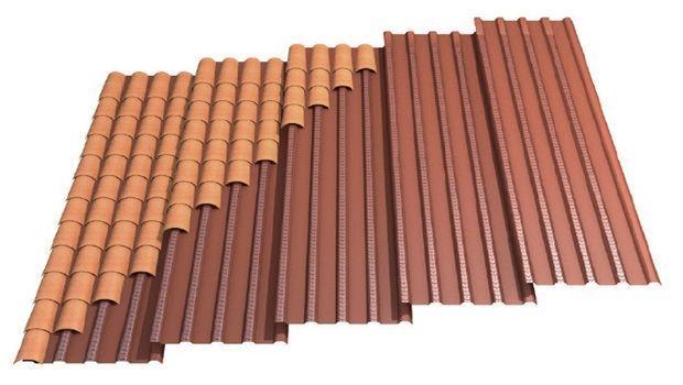 Come ristrutturare un tetto col sottocoppo metallico