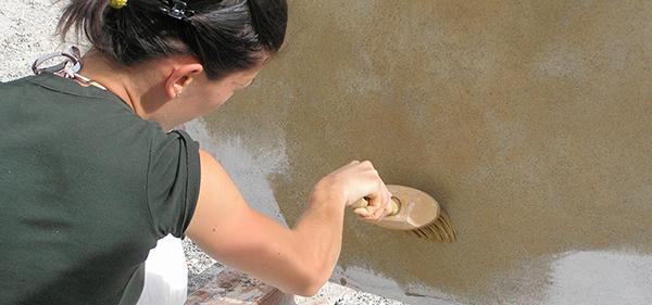 La tinteggiatura a calce è una tecnica complessa, by La Banca della Calce