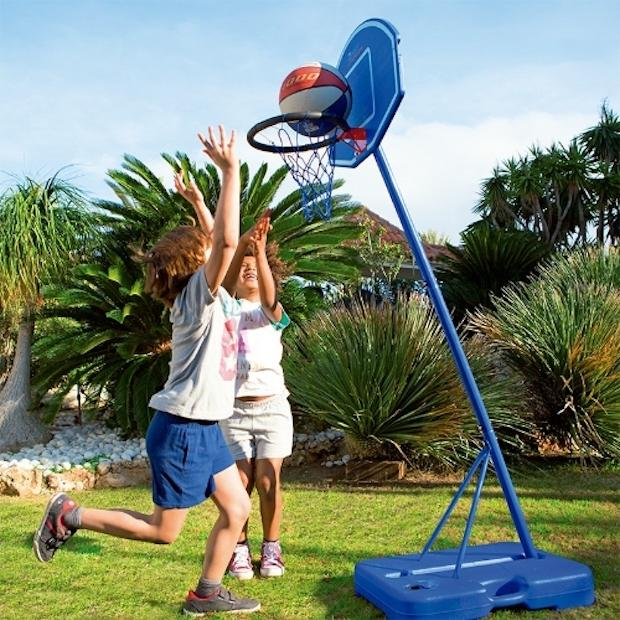Set pallacanestro portatile, da Imaginarium