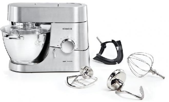 Planetaria Chef Titanium Kenwood con accessori