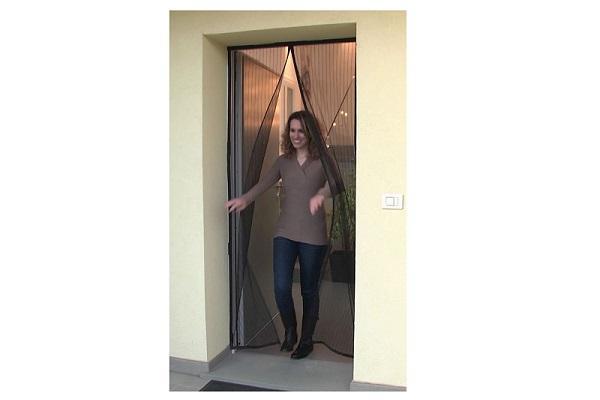 Zanzariera porta finestra magnetica Leroy Merlin