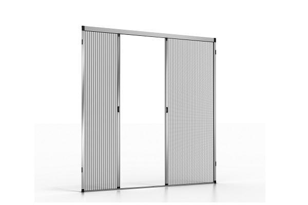 Zanzariera porta finestra Platinum 02 di NoFlyStore