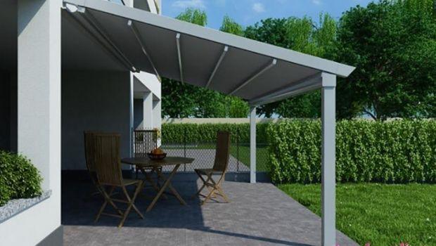 Tende a pergola in alluminio per giardino e terrazzo
