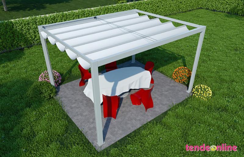 Tenda da giardino Maxima