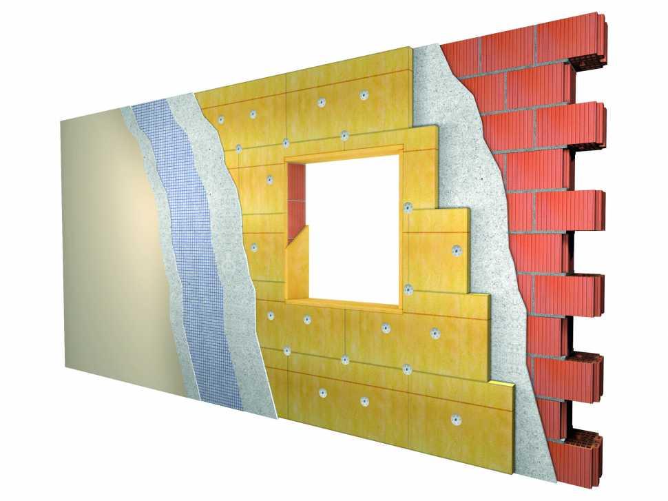 Sistema di isolamento Weber.Therm