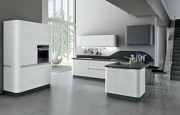 Cucina economica Stosa - mobile sottolavello