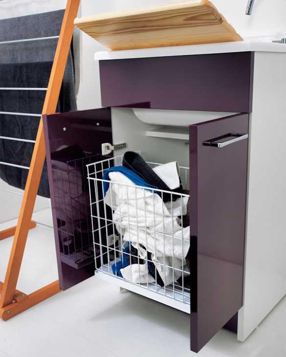 Mobile sottolavello Laundry - Colavene