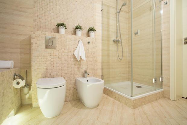 Installazione sanitari in bagno