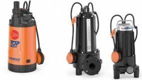 Pompe idrauliche a immersione: modelli e caratteristiche