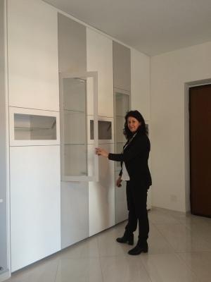 Costruire un armadio a muro for Armadio da soggiorno