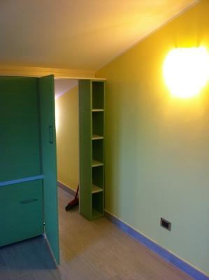 Cabina armadio in mansarda - Cabina armadio per cameretta ...