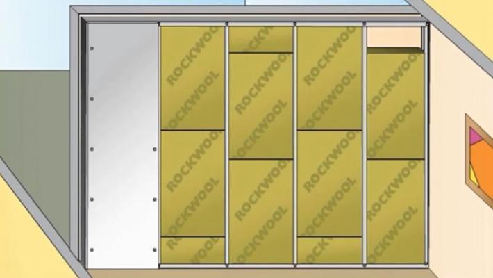 Realizzare una controparete di isolamento acustico - Miglior materiale per finestre ...
