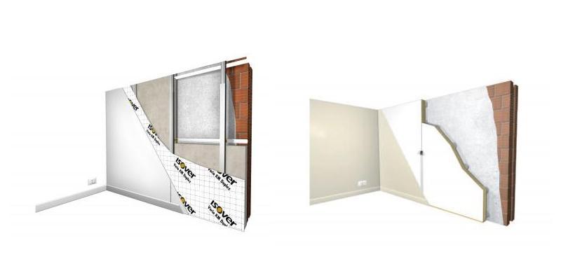 Pannelli isolanti acustici per interni, by ISOVER