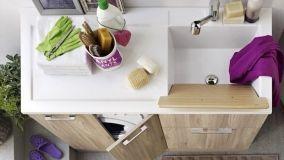 Sistemi arredo per lavanderia: tra funzionalità e design