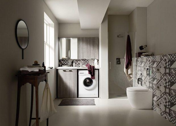 Sistemi arredo per lavanderia for Accessori d arredo casa