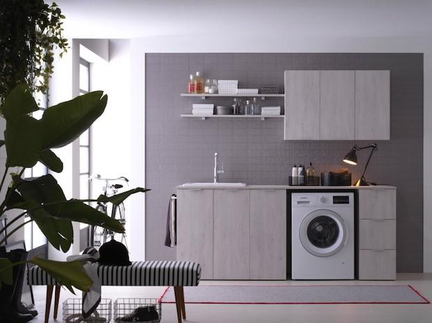 Sistemi arredo per lavanderia