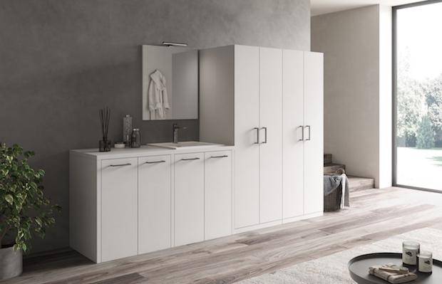 Angolo Lavanderia Ikea : Sistemi arredo per lavanderia