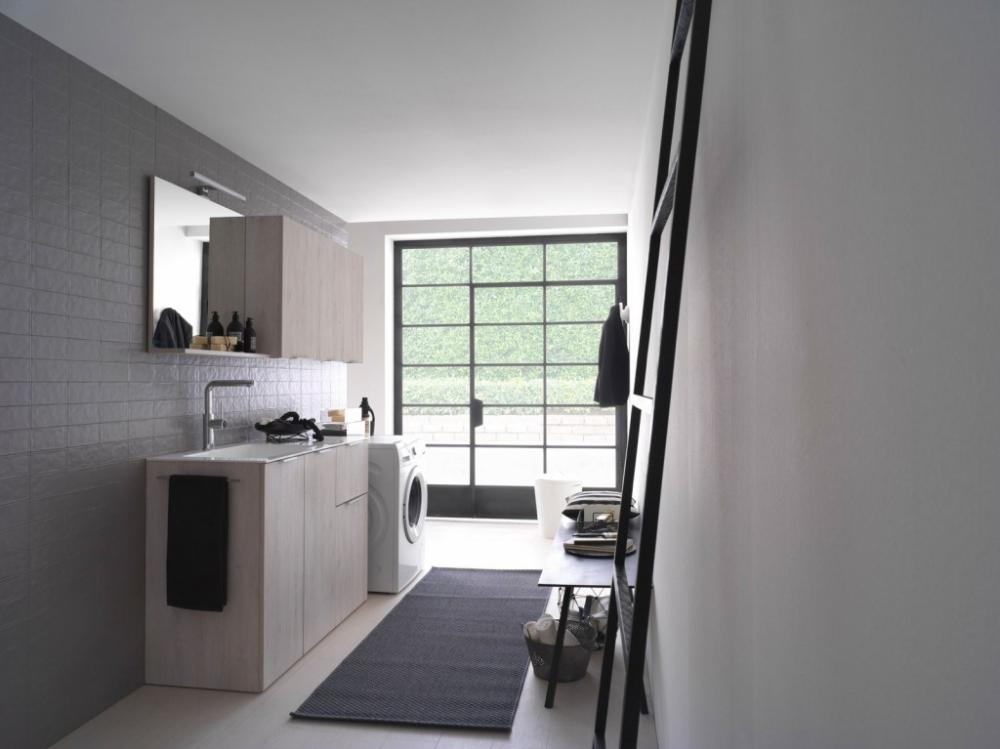 Foto - Sistemi arredo per lavanderia