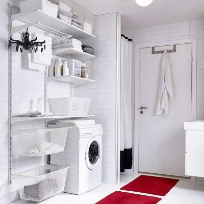 Combinazione fai da te per lavanderia, da Ikea