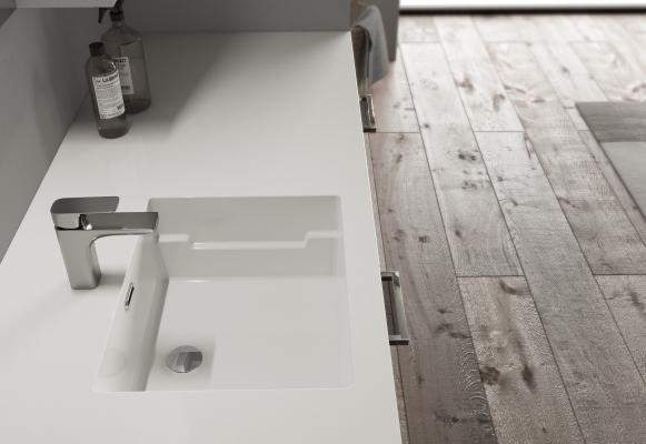 Design anche per la lavanderia, da Inda