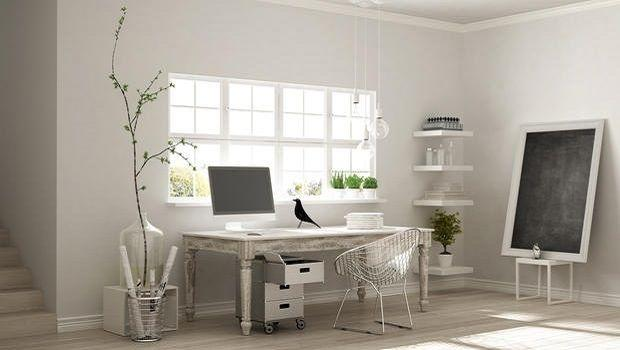 Piccole scrivanie sottofinestra: arredare con elegaza e praticità
