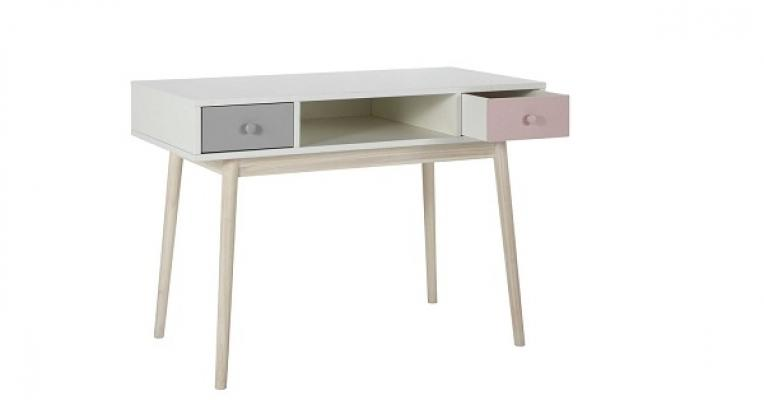 Piccola scrivania sottofinestra Blush di Maisons Du Monde