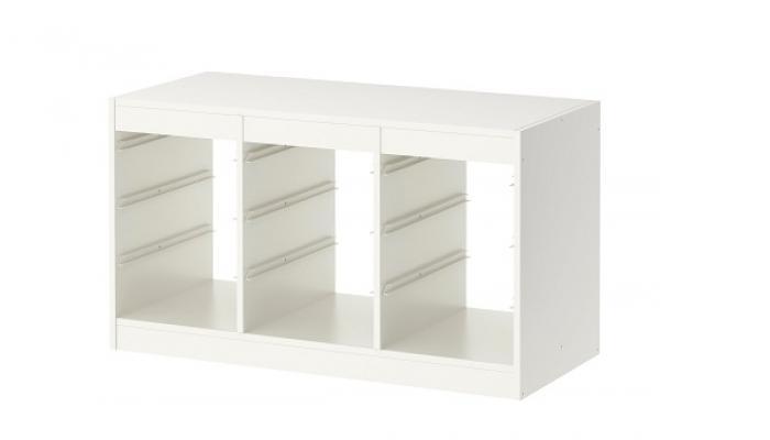 Struttura Trofast per scrivania Ikea