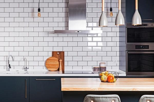Dettaglio di cucina moderna