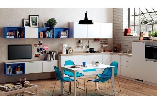 Cucina Easy Living Scavolini