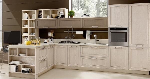 Cucina angolo Maxim di Stosa