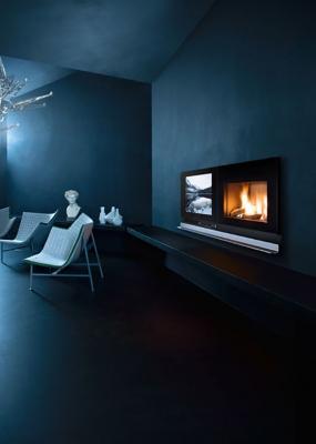 Camino tv di design, MCZ Scenario