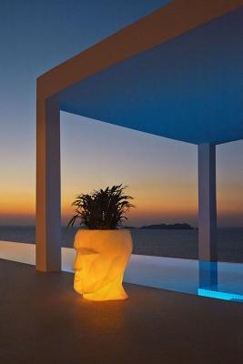 Illuminazione outdoor con Teresa design