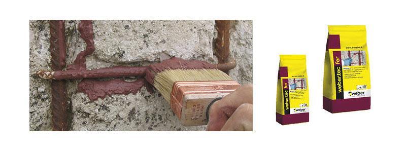 Manutenzione balconi condominio coi prodotti Weber