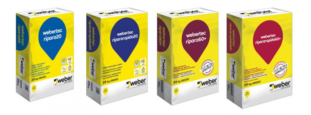 Balconi condominiali: come ripristinarli con i prodotti Weber