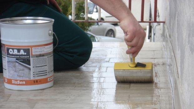 Impermeabilizzazione terrazzi e balconi senza demolire il pavimento