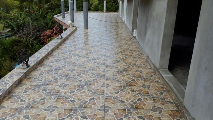 Applicazione di impermeabilizzante liquido per balcone e terrazzi di DiaSen