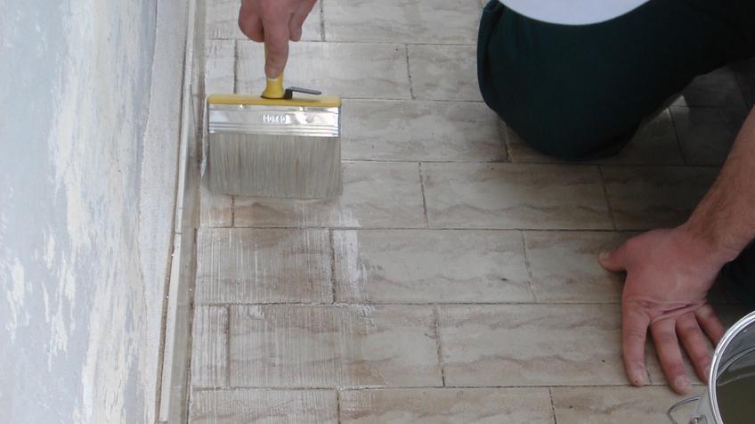 Infiltrazione balcone: eliminarle con l'impermeabilizzante liquido
