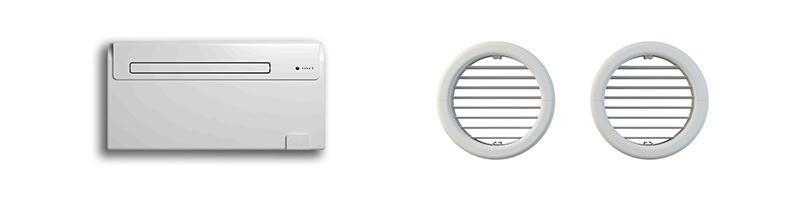 Installazione climatizzatore UNICO
