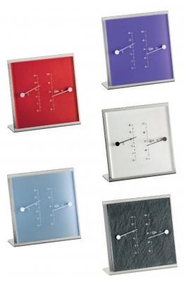 Colori dei termometri/igrometri della serie Modern Home di Barigo