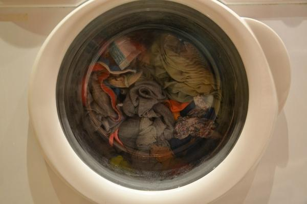 Lo stesso vale per la lavatrice