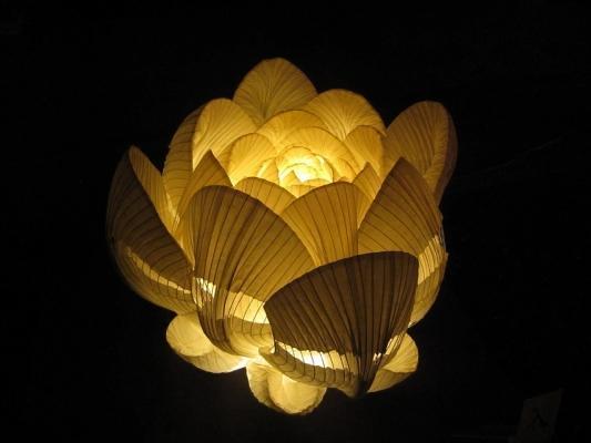 Si possono ideare oggetti decorativi di grande effetto