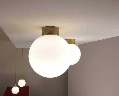 Lampade Da Soffitto A Led Moderne : Come installare una plafoniera