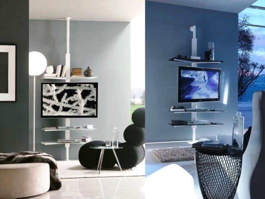 Installare un porta TV a parete