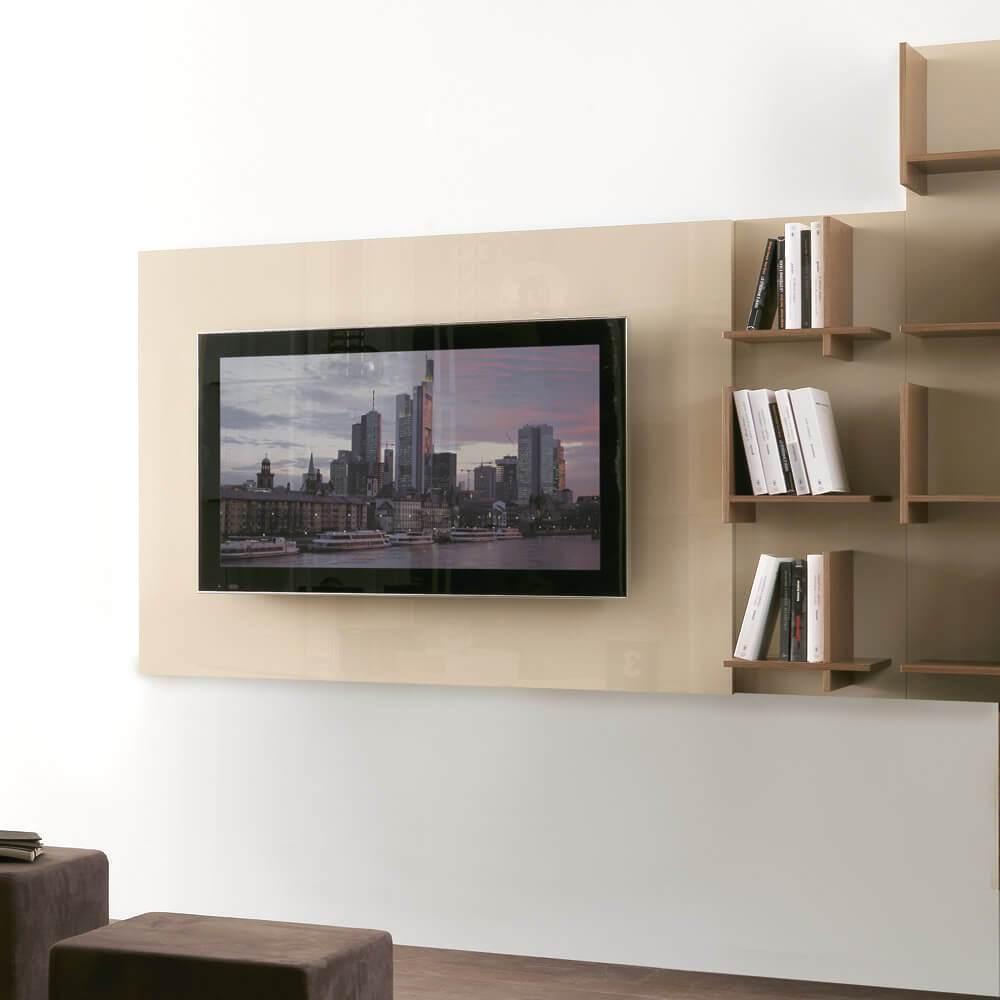 Foto - Installare un porta TV a parete