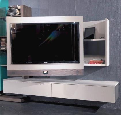 Porta Tv da parete Fimar Evo