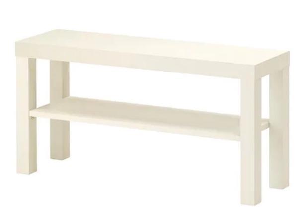 Mobile basso tv economico, da Ikea